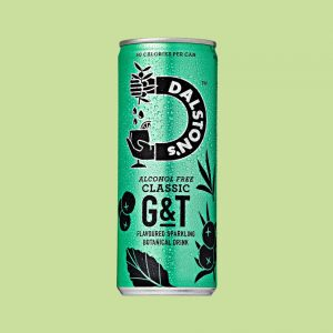 Dalston's Alcohol Free G&T